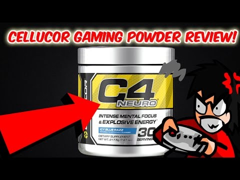 "FACECAM! HOW TO STAY FOCUSED WHILE PLAYING VIDEO GAMES! ""CELLUCOR"" GAMING ENERGY REVIEW!"
