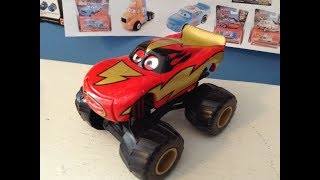 Disney Cars Frightening McMean Review