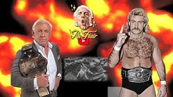 Ric Flair and Magnum TA talk about the plane crash.