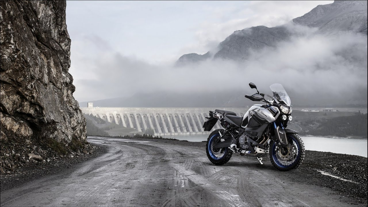 Review of the 2015 yamaha super tenere from argyll for Yamaha demo days
