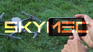 DJI Mavic - управління зі смартфона