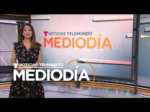 Noticias Telemundo Mediodía, 19 de septiembre 2019 | Noticias Telemundo