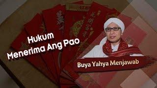 Hukum Menerima Ang Pao - Buya Yahya Menjawab