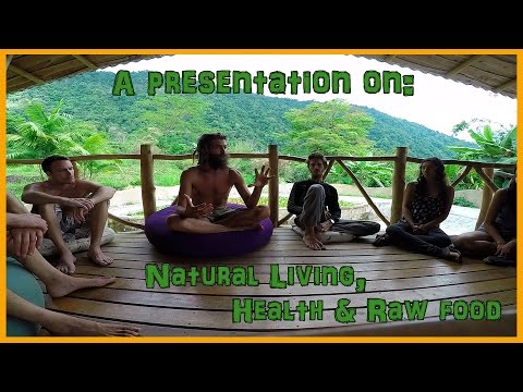 APELIVING PRESENTATION COSTA RICA: MY JOURNEY & OBSERVATIONS WITH NATURAL HEALTH AND FRUIT