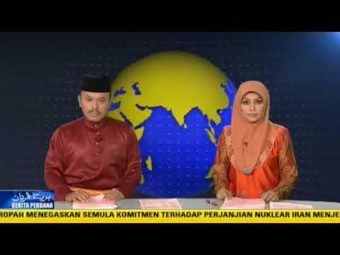 Berita Perdana 12 Januari 2018