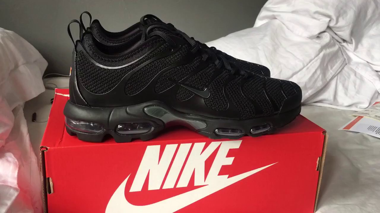 wholesale dealer fd7cc d03dd Nike Air max plus TN Ultra unboxing
