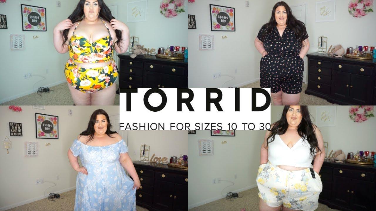 f600723e720 Huge Summer Plus Size Try-On Haul ft. Torrid!!! - YouTube