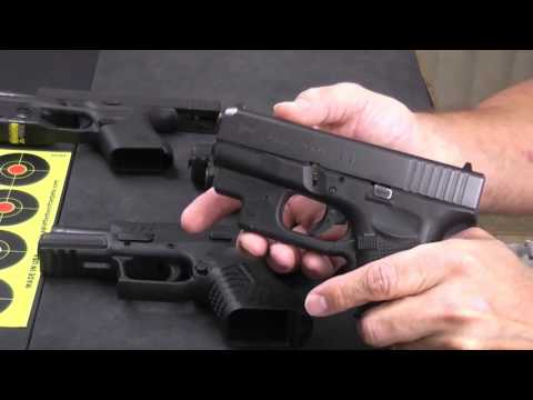 Laser Roundup - Comparing handgun laser choices