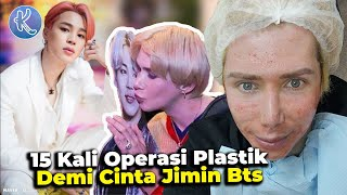 "Baixar Menikahi ""Jimin"" BTS?! 6 Fakta Oli London, Fans BTS yang Terobsesi pada Jimin"