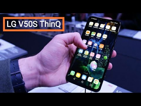 LG V50S ThinQ- Review, Snapdragon 855, Dual Rear Camera, 5G Connectivity, Android 10.