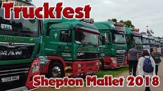 Truckfest Shepton Mallet 2018