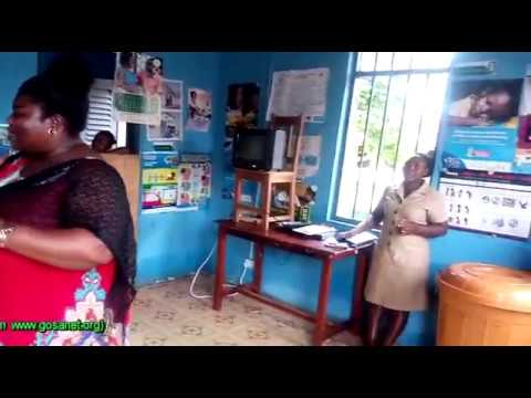 Adolescent Health Club of Gosanet Foundation SRH project