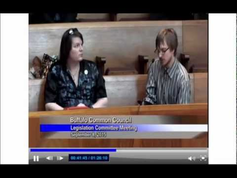City Of Buffalo Common Council 9 8 15