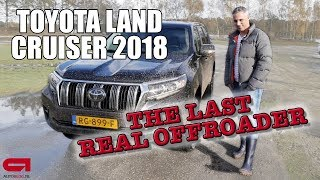 Toyota Land Cruiser 2018 Review