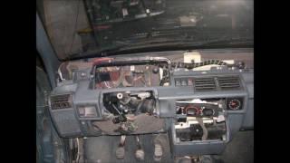 [TUTO] Remplacement radiateur de chauffage clio 1