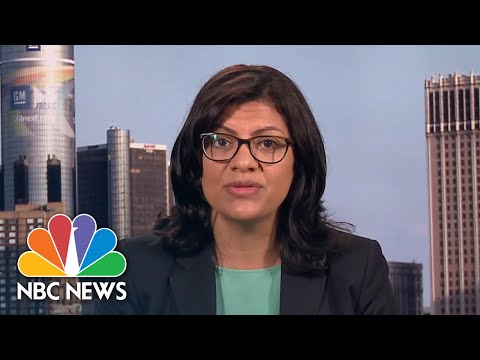 Candidate Rashida Tlaib Set To Break Barriers In Congress | NBC News