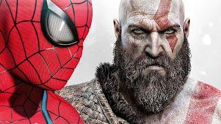 Spider-Man 2, God of War Ragnarok, Wolverine e Mais   Destaques do PlayStation Showcase!