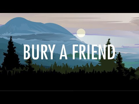 Billie Eilish – bury a friend (Lyrics) 🎵