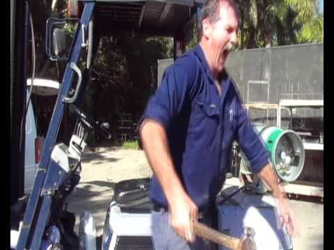 Phil The Forklift Mechanic  YouTube - Forklift mechanic