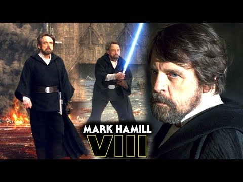 Star Wars! Mark Hamill Speaks The Truth! The Last Jedi