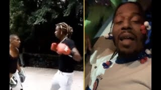 Sauce Walka Clowns Young Thug For Boxing Like A Girl