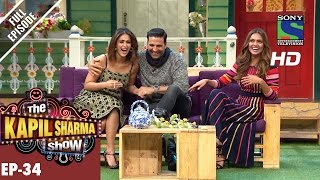 vuclip The Kapil Sharma Show - दी कपिल शर्मा शो–Ep-34–Rustom's Courtroom Drama–14th Aug 2016