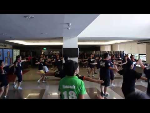 TAEBO (ZUMBA) EXERCISE