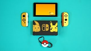 New Nintendo Switch Pokemon Let