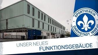Darmstadt 98 | Neues Funktionsgebäude