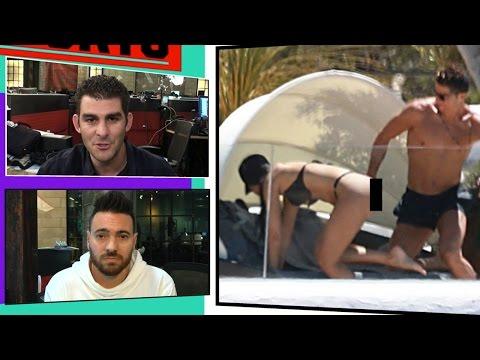 Cristiano Ronaldo's Girlfriend Georgina Rodriguez Busts Out Thong Bikini In Spain | TMZ Sports