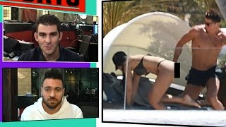 Cristiano Ronaldo's Girlfriend Georgina Rodriguez Busts Out Thong Bikini In Spain | TMZ Sports ジョージナロドリゲス 検索動画 3