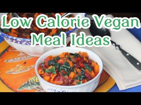 9 Cheap, Low Calorie Vegan Meals