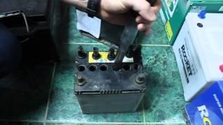 Как проверить плотность электролита автомобильного аккумулятора