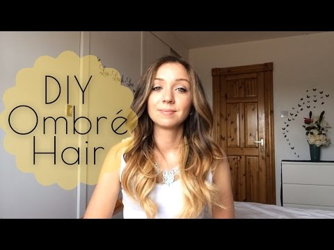DIY: How To Ombré Hair At Home