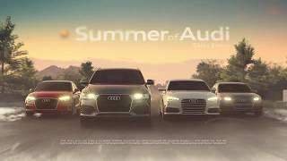 """Audi Summer of Audi - """"Melt"""" Commercial TV"""