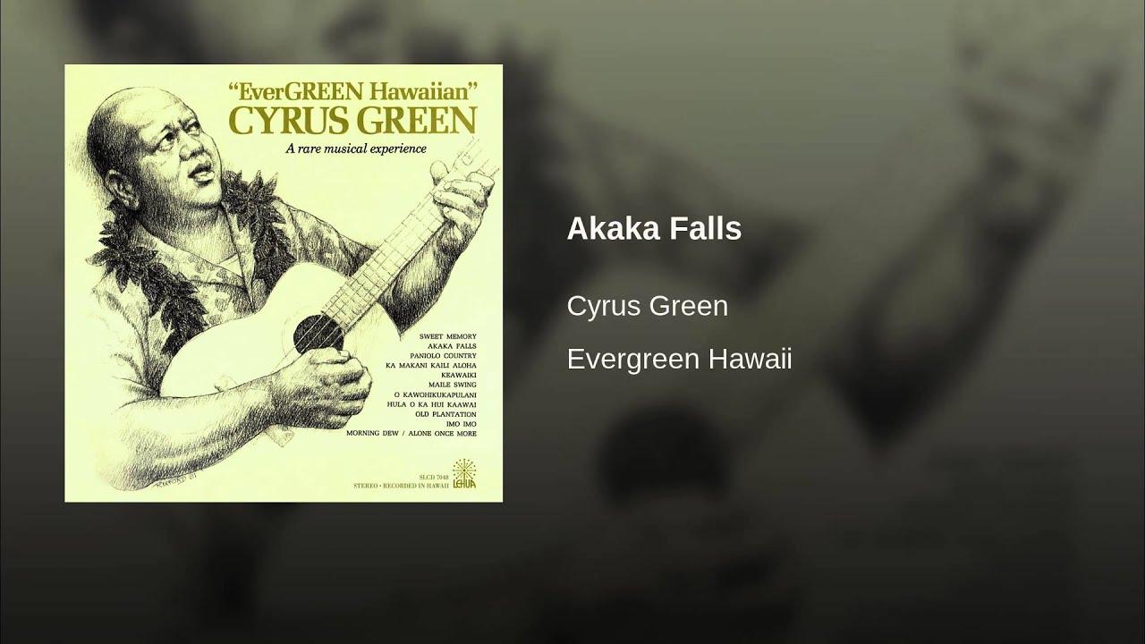 Cyrus Green EverGREEN Hawaii