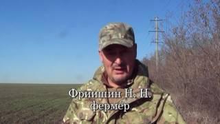 Бой фермеров открыт^ Климишин против Фриишина – 2017год
