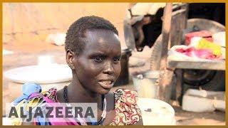 🇸🇸 South Sudan refugees return to devastated town   Al Jazeera English
