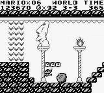Super Mario Land GB in 12:15