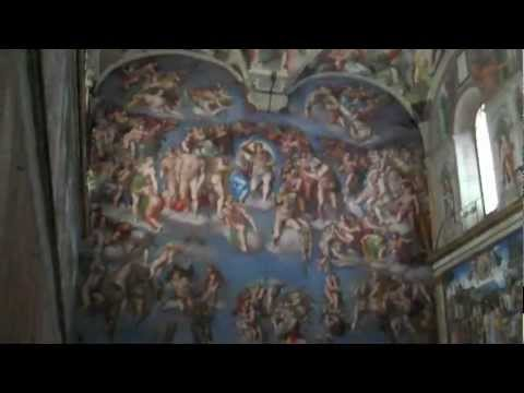 Sistine Chapel 2010, Vatican City, Rome, Italy