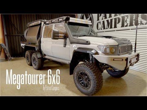 Patriot Campers MEGA 6x6: In The Shop #16