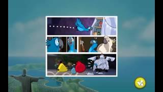 Angry Birds Rio - Secuencias