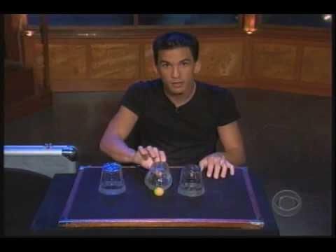 The CLEAR Cups & Balls W/ Perceptual Psychology - Jason Latimer