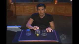The CLEAR Cups & Balls W/ Perceptual Psychology - Impossible Science - Jason Latimer