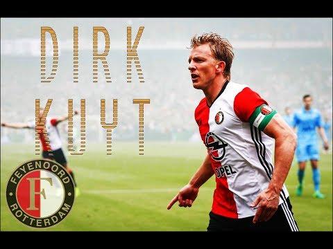Dirk Kuyt // All 15 Goals for Feyenoord // 2016-17