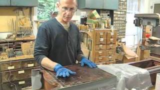 Restoring An Antique Simon Willard Clock - Part 4 Of 10 - Tom Makes A Discovery