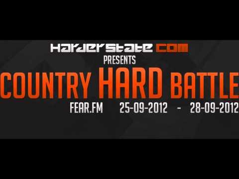 Deni & Chaser @ Harderstate Country Hard Battle 2012 (Team Hungary)