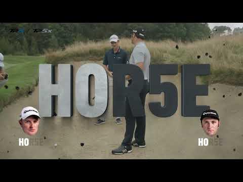 Justin Rose vs. Jon Rahm - HOR5E