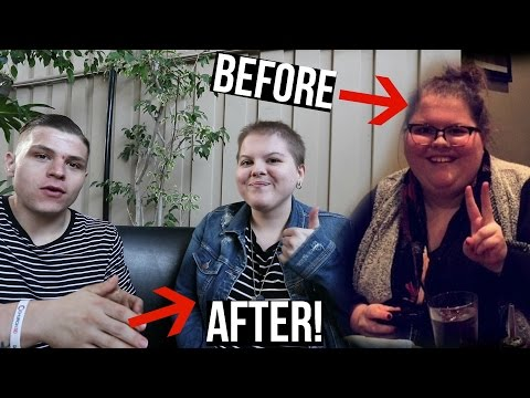 Ruzele's INCREDIBLE 100+ Pound Weight Loss Transformation!