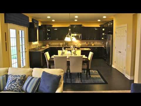 Beazer Homes Tara Floorplan